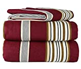 Best Flannel Sheets - 4 Piece 100% Soft Flannel Cotton Bed Sheet Review