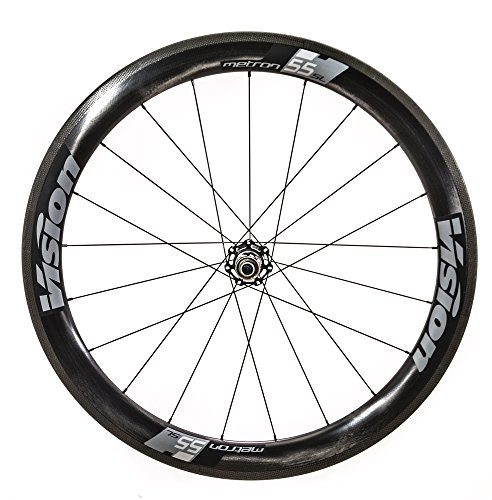 FSA Vision Metron 55 SL Carbon Clincher 700c Triathlon Road Bike Rear Wheel NEW