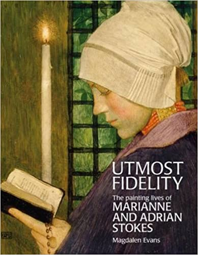 Book With Utmost Fidelity: The painting lives of Marianne and Adrian Stokes