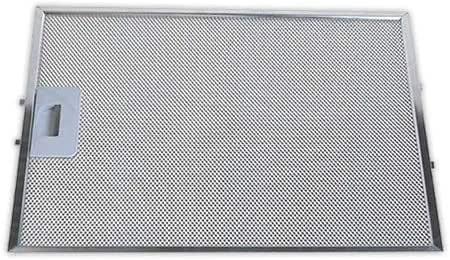 DOJA Industrial | Filtro metalico Campana Compatible con TEKA 70 cm | TEKA 1 Pieza de 320x370 mm DB1, DBE, DJ, KSE: Amazon.es: Hogar
