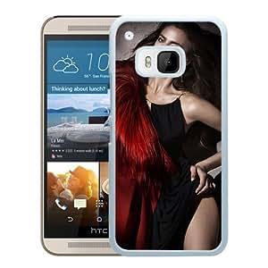 New Custom Designed Cover Case For HTC ONE M9 With Irina Shayk Girl Mobile Wallpaper(6).jpg