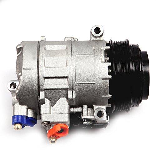 Mercedes Benz Compressor Ac (ECCPP A/C Compressor Cluth CO 105111C for Mercedes Benz Chrysler Dodge Models Car Air AC Compressors)