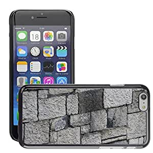 "Print Motif Coque de protection Case Cover // M00155998 Fondo de la pared la pared de piedra // Apple iPhone 6 6S 6G PLUS 5.5"""