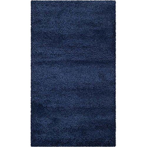navy blue rugs - 3