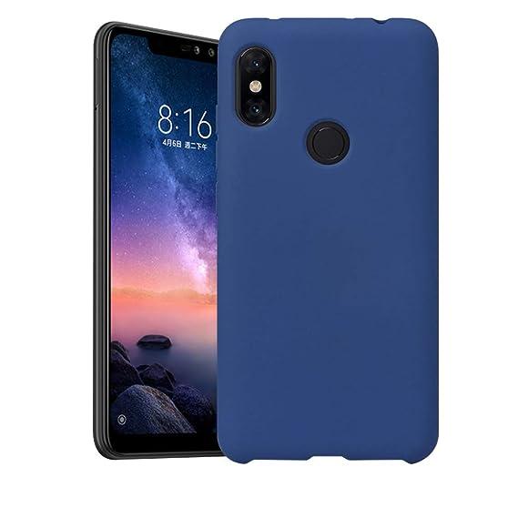 new concept 6da04 fe014 Amazon.com: Redmi Note 6 Pro case inShang 6.26 Inch Silicone Case ...