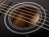 Trendy-30-Inch-12-Half-Size-Children-Beginner-Steel-String-Acoustic-Guitar-Package-Basswood-Pink-