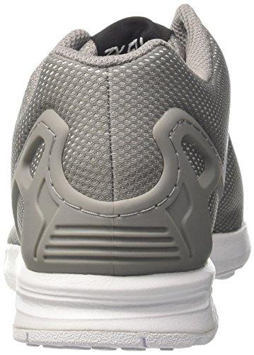 meet 31ee3 6ecfd Flux Grey Grigio ZX Originals da Uomo adidas Scarpe Solid Running qEz0H1w