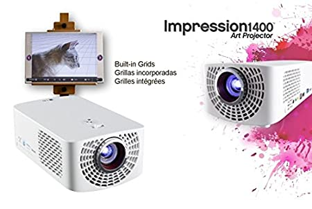Artograph ag225.812 Impression 1400 Proyección Digital a LED ...