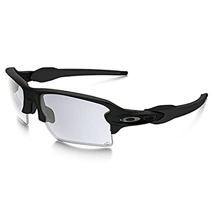 f895bf2d22 Image Unavailable. Image not available for. Color  OAKLEY SI FLAK 2.0 XL THIN  BLUE LINE ...