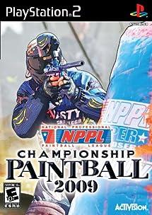 NPPL Championship Paintball 09 - PlayStation 2
