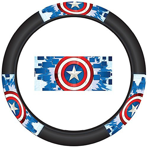 Captain America Auto Universal fit Steering product image