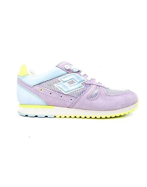 6b77e48c3f LOTTO LEGGENDA donna sneakers basse S3009 TOKYO SHIBUYA W: Amazon.it ...
