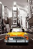 GB Eye LTD, New York, Taxi No 1, Poster, 61 x 91,5 cm