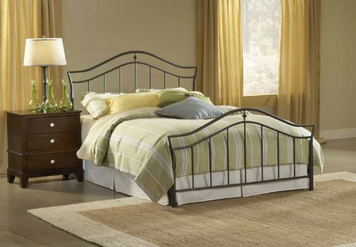 Hillsdale Furniture 1546BK Imperial Bed Set, King, Twinkle B