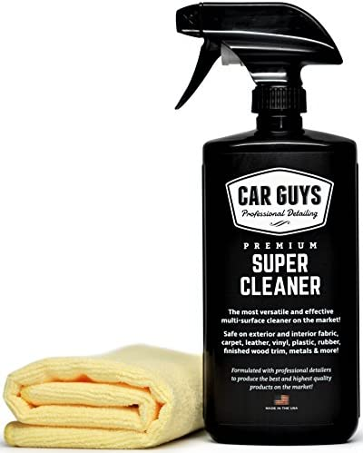 CarGuys Super Cleaner Effective Upholstery product image