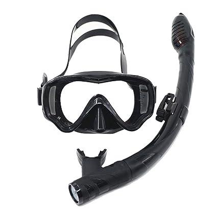 Lovebay gafas de buceo para niños traje todos los seco tubo ...
