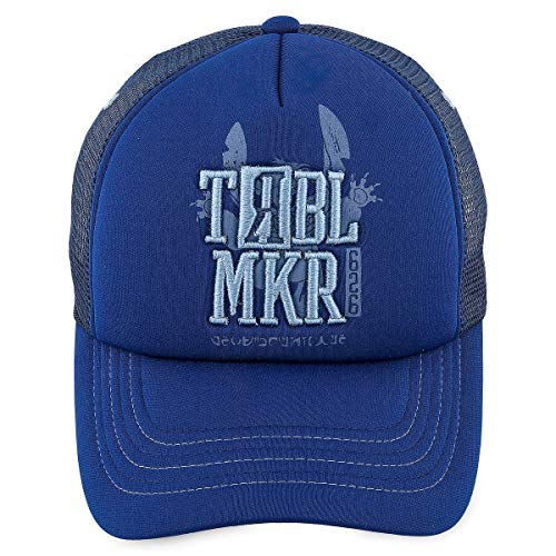 MKR'' Troublemaker Baseball Cap for Adults, Blue, One Size ()