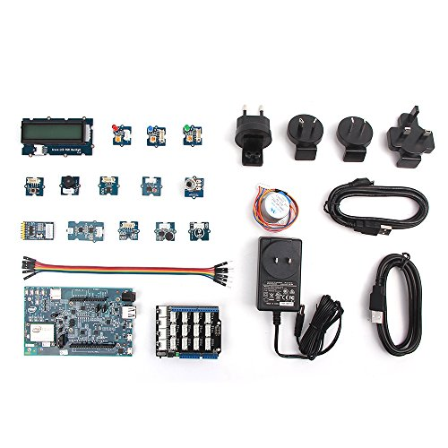 Seeedstudio Grove IoT Developer Kit - Microsoft Azure Edition