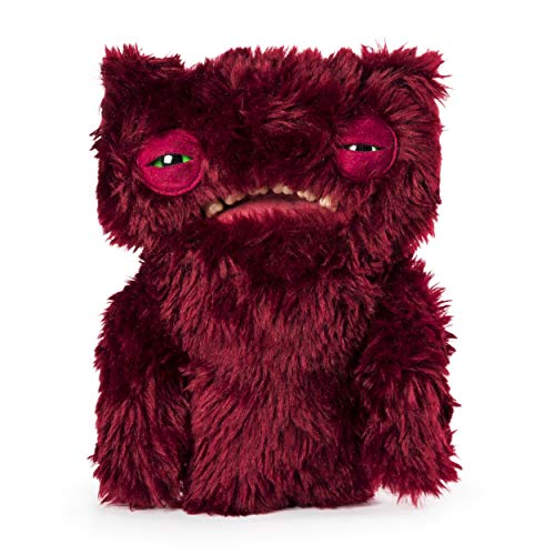 "Spin Master Fuggler Funny Ugly Monster Deluxe Stuffed Animal Medium 9"" Plush (Wide Eyed Weirdo) from Fuggler"