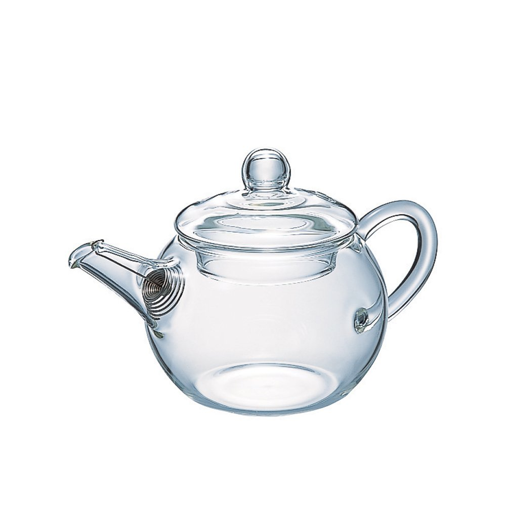Hario Round Asian Tea Pot QSM-1