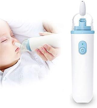 WDXIN Aspirador Nasal Bebe Electrico con 2 Tipos de ventosas ...