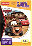 Fisher-Price iXL Learning System Software Disney/Pixar Cars 2