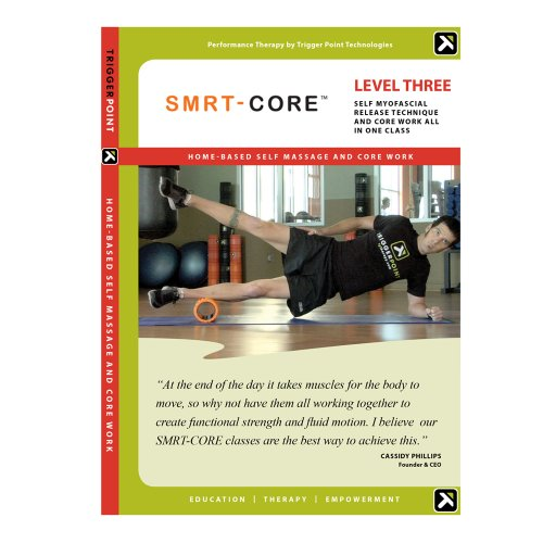 Trigger Point Performance Smart Core Level 3 80 Minute Instructional Workout Dvd