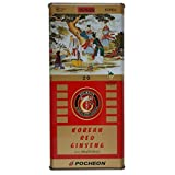 Pocheon 300g Korean Canned Dried Panax Red Ginseng 14 Roots 6 Years Heaven Grade 300-20 For Sale