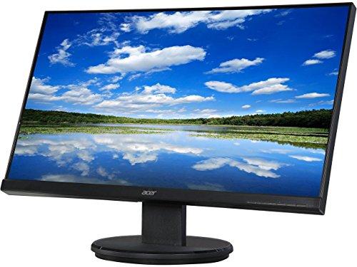 Acer K272HUL Ebmidpx Black 27