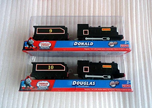 trackmaster thomas and friends douglas buyer's guide