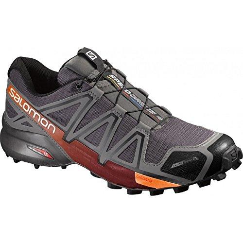 Salomon-Speedcross-4-CS-Trail-Running-Shoe-Mens-AutobahnDetroitOrange-Rust-US-70UK-65
