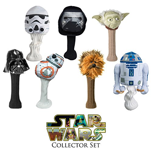 Hornungs Golf Head Cover Star Wars 460cc Driver Wood Sporting Goods Head Cover Accessory – DiZiSports Store