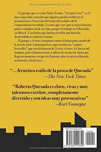Amazon.com: Un gringo y un ruso y un latino en Nueva York (Spanish Edition) (9781980424840): Roberto Quesada: Books