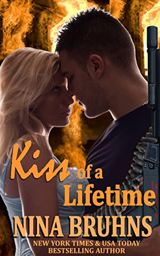 book cover of Kiss of a Lifetime