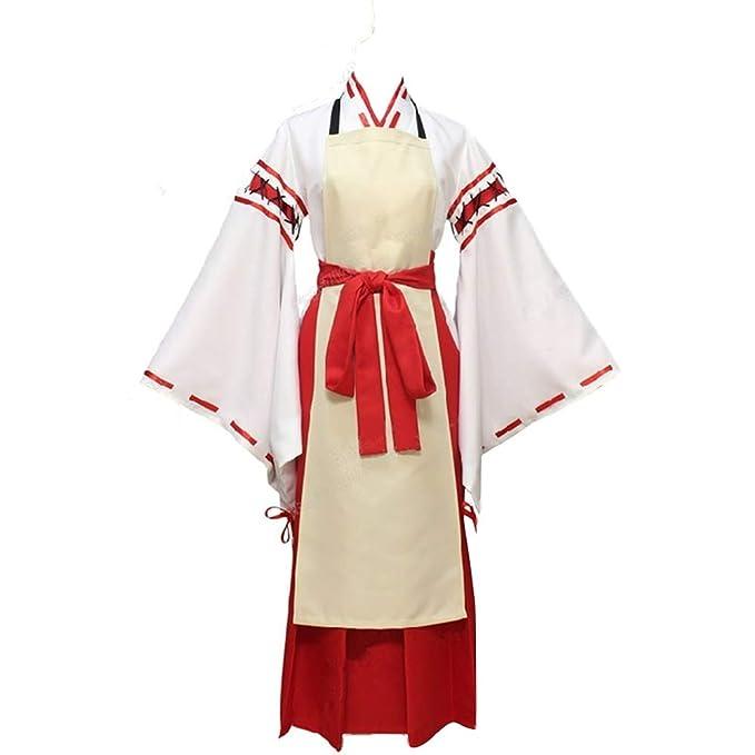 Amazon.com: Sewayaki Kitsune no Senko-san - Disfraz de zorro ...
