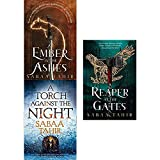 Ember in the ashes series 3 books collection set by sabaa tahir