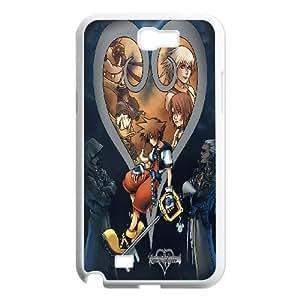 Samsung Galaxy Note 2 N7100 Phone Case Kingdom Hearts F4538693
