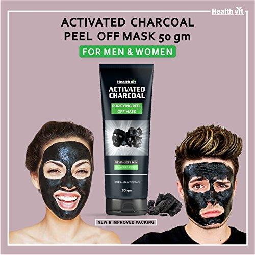 Kết quả hình ảnh cho activated charcoal mask
