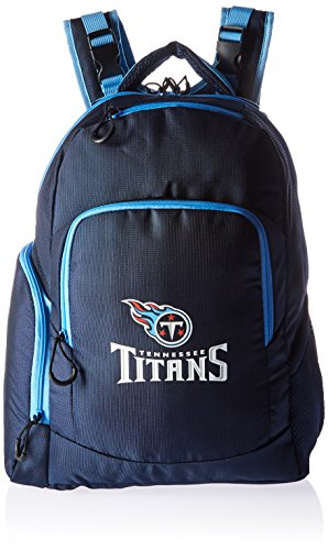 Lil Fan NFL Diaper Backpack Collection, Tennessee Titans