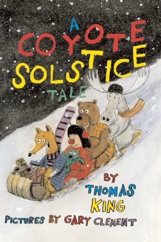 A Coyote Solstice Tale - Solstice Solstice
