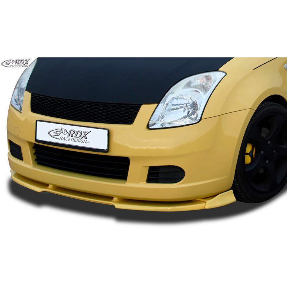 RDX Front Spoiler VARIO-X Swift MZ//EZ 2005-2008 Front Lip Splitter