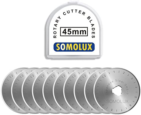 SOMOLUX Fiskars Replacement Quilting Scrapbooking product image