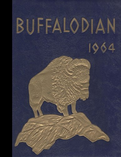 (Reprint) 1964 Yearbook: New Buffalo High School, New Buffalo, Michigan