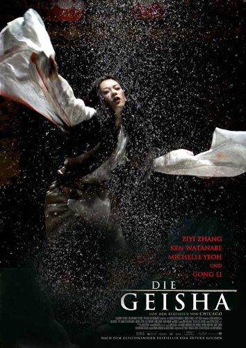 Memoirs of A geisha Cartel de película Movie Poster la ...