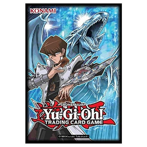 Yu-Gi-Oh! Card Sleeves Seto Kaiba (50) Konami Custodie Carte Japanese Size ()