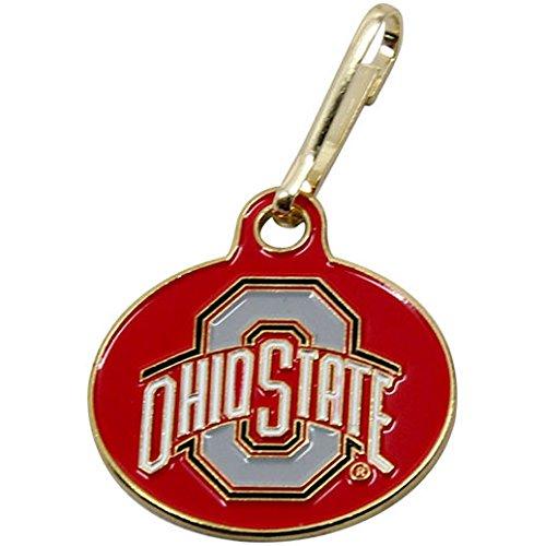 (NEW! Ohio State Buckeyes Gym Bag, Luggage, Jacket, Purse Zipper Pull)