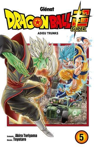 Dragon Ball Super - Tome 05 par Akira Toriyama