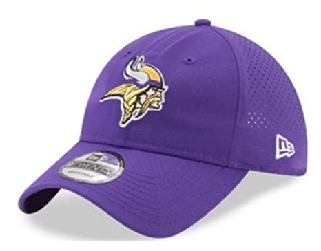 sale retailer 9a810 29ce8 Image Unavailable. Image not available for. Color  New Era Minnesota  Vikings Baseball Cap NFL ...