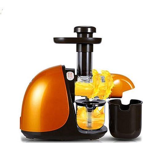 Lxj Baja Velocidad automático Multifuncional Cocina exprimidor Puede Exprimir caña de azúcar