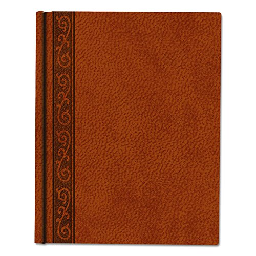 Blueline A8004 Da Vinci Notebook, College Rule, 11 x 8 1/2, Cream, 75 (Rediform College Rule Composition Book)